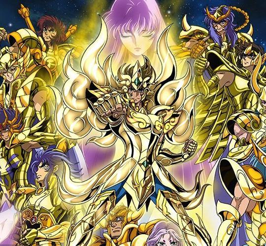 圣斗士星矢 -黄金魂