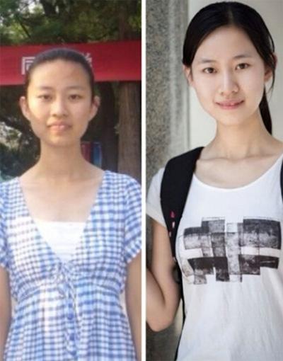 日本15岁女孩初乳照