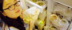 驻藏军人归队前为妻子准备够吃一年的食物