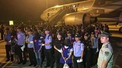 柬埔寨将台嫌犯移送大陆获赞
