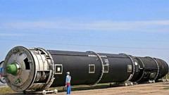 俄罗斯:牌撒旦2新型导弹露面