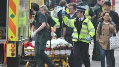 英国议会大厦发生袭击 5人死亡